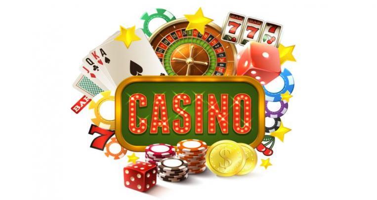 Spela olika casinospel i ett onlinecasino